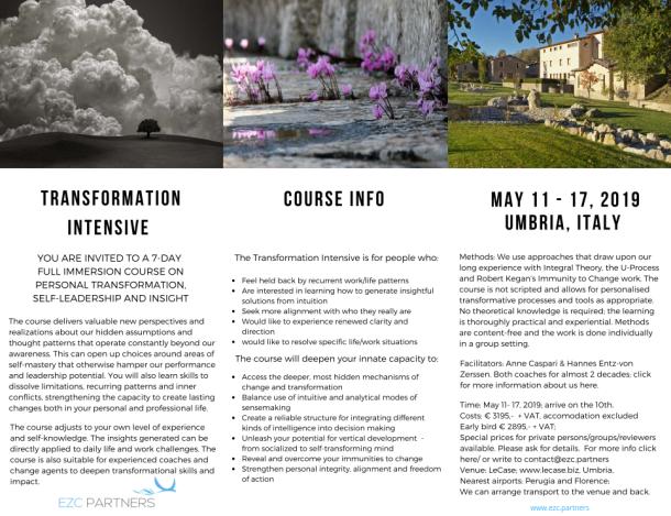 Course Info TI